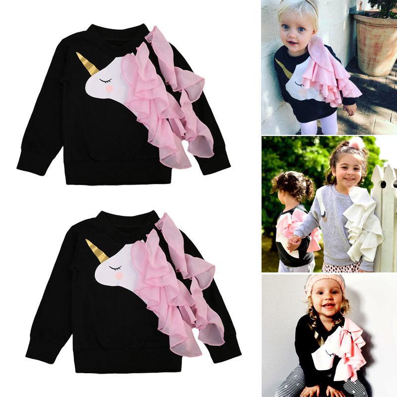 HOT Fashion Family Matching Clothes Women Kids Baby Girls Lo