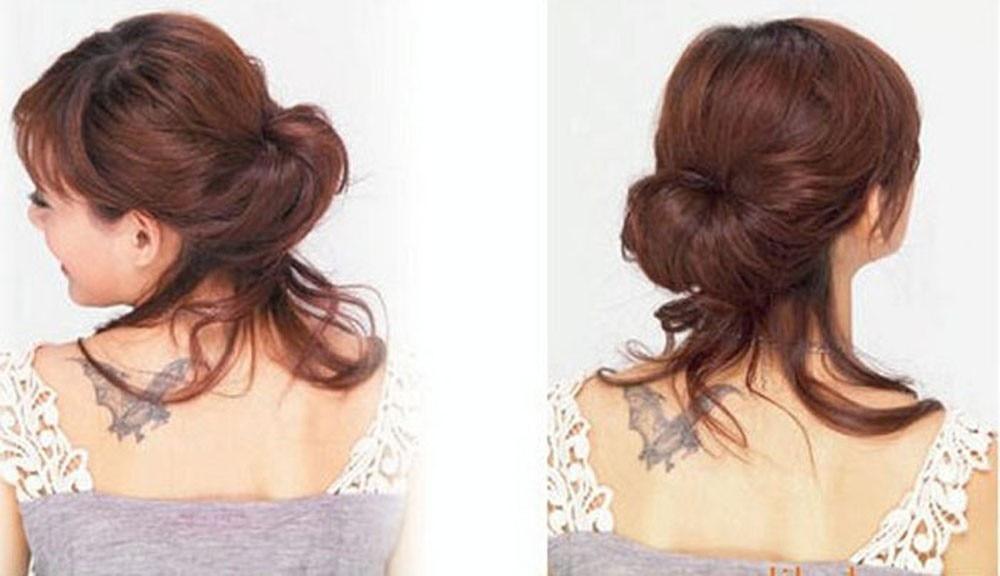 Women S Fashion Simple Magic Hair Twist Styling Clip Stick Bun