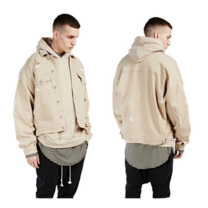 Light Brown Jacket Mens | Fit Jacket