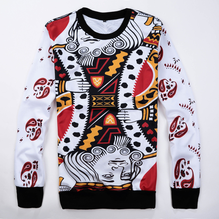 Graphic Crewneck Sweatshirts | Tulips Clothing