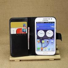 Capa para Samsumg Galaxy Win i8552 i8558 i8550 couro, caso carteira de luxo para Galaxy Win i8552 i8558 i8550 com suporte de cartão suporte Flip casos saco do telefone móvel