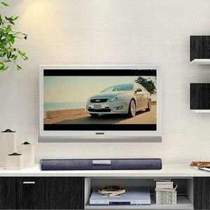 Image 3 - 20W Home TV Speaker Wireless Bluetooth Speaker Soundbar Sound Bar Sound System Bass Stereo Music Player Boom Box with FM Radio