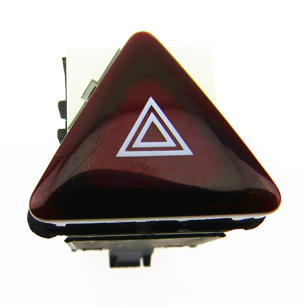 DOXA Car Dark Red Hazard Warning Flash Emergency Switch 18G 953 509 For VW Jetta Golf GTI MK5 Rabbit 18G953509 1K0 953 509 A