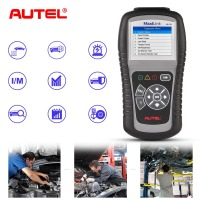 Autel ML519 OBD2 elm327 launch Car Diagnostic Tool Scanner scania Engine OBD Code Reader MaxiLink ML519 OBD 2 Auto Scanner Tools