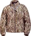 MST Windproof Fleece Layering Coat - CAMO DRAKE waterfowl systems sitka