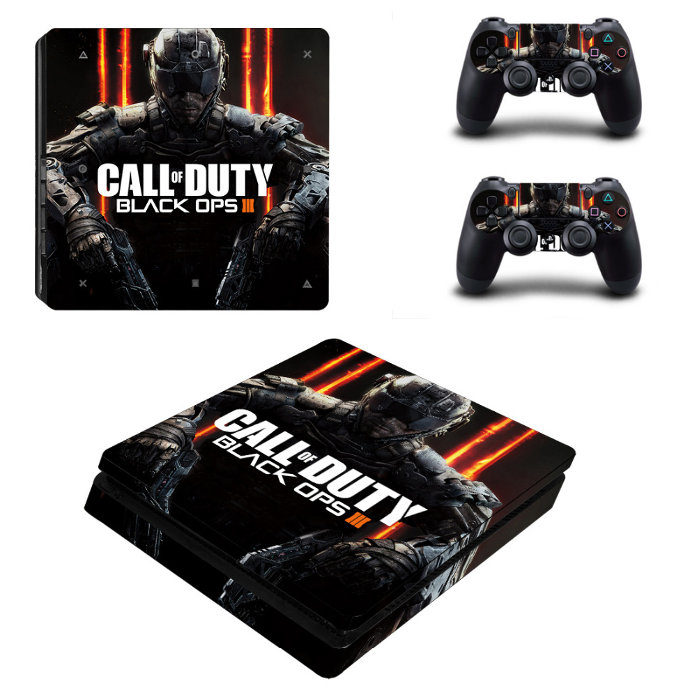 Video Games & Consoles Fashion Style Black Ops 3 Xbox One Ssticker Console Decal Xbox One Controller Vinyl Skin