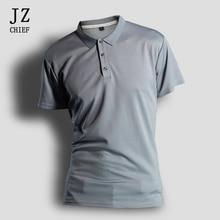 Duick Dry Polo shirt Men Breathable Sportswear Mens Solid Polo Shirts Summer Short Sleeve Work out Polos origina nike men s short sleeve polo sportswear