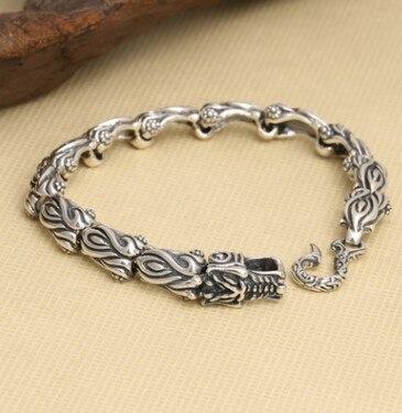 Bracelets homme bracelet personnalisé braclet homme braslet pour homme 11mm 21 cm de long