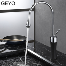 GEYO Kitchen Faucet Sink Cold and Hot Water Mixer tap 3 Model Chrome Single Handle Tap Torneira Cozinha
