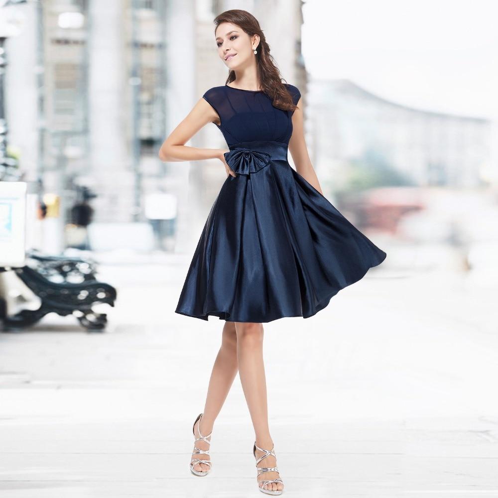 Коктейльное платье EP06113 Cap