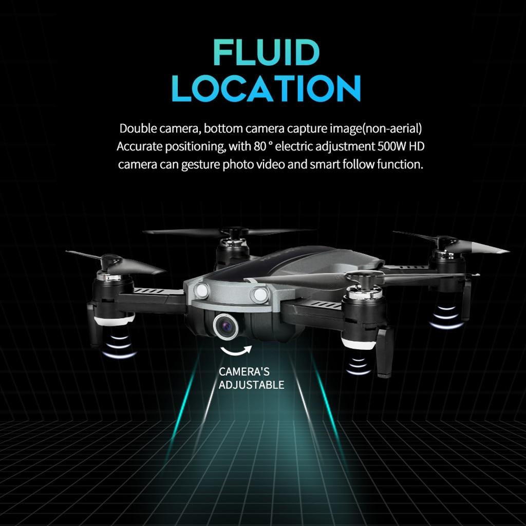 MUQGEW D803 WIFI FPV Electrically adjustable 1080P Camera Foldable RC Drone QuadcopterMUQGEW D803 WIFI FPV Electrically adjustable 1080P Camera Foldable RC Drone Quadcopter