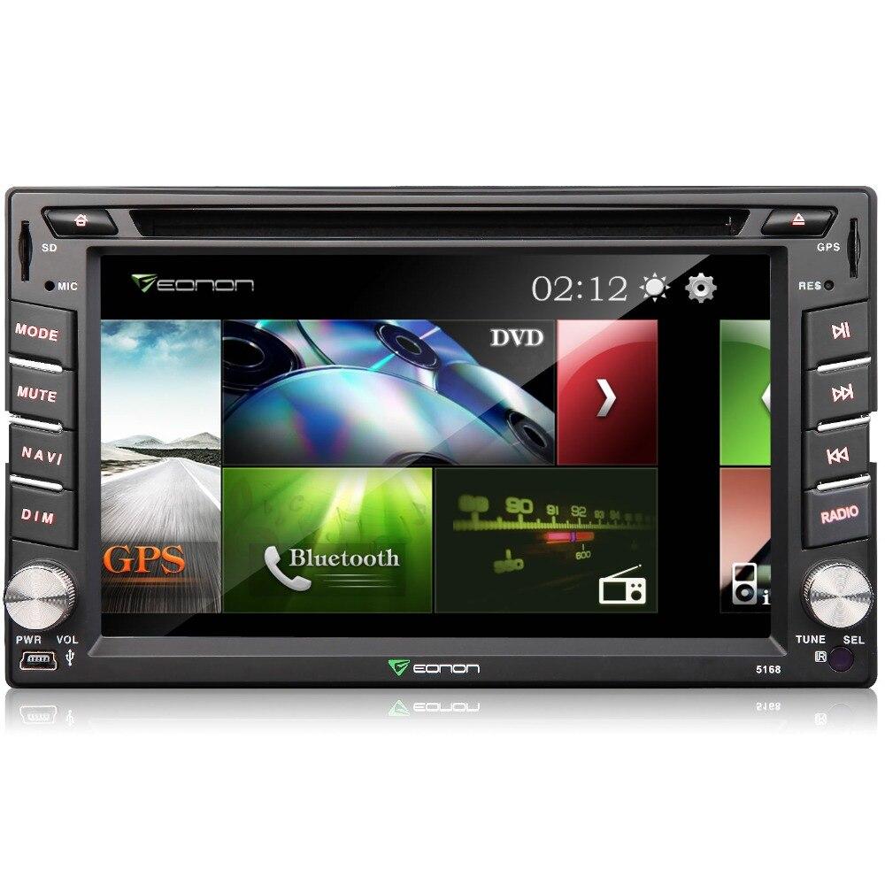 Din Car Dvd Gps Bluetooth Multimedia System