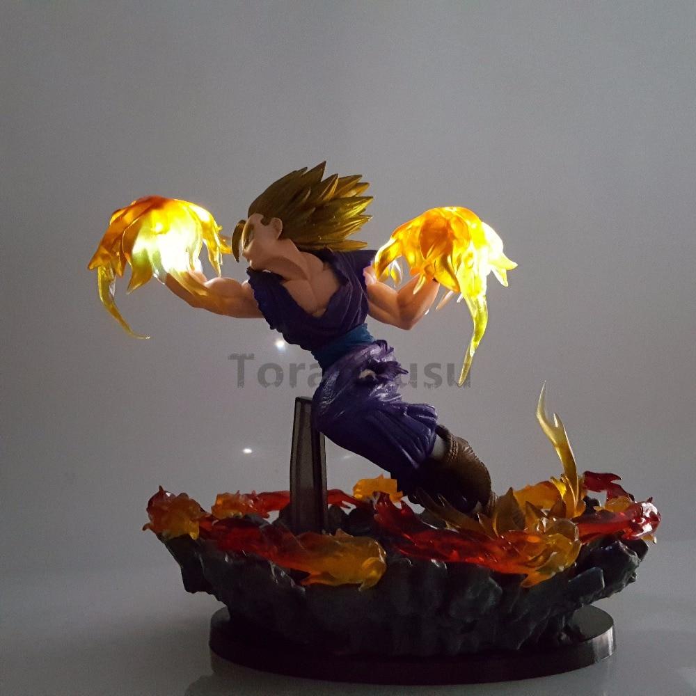Led Lamps Brilliant Dragon Ball Z Action Figures Vegeta Super Saiyan Final Flash Led Light Bulb Anime Super Vegeta Figurine Dbz Cartoon Led Light Lights & Lighting