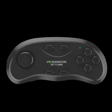 VR Shinecon Gamepad Bluetooth Remote Controller Wireless Gamepads Mouse Music Selfie 3D Games for Android IOS PC TV YXSB035