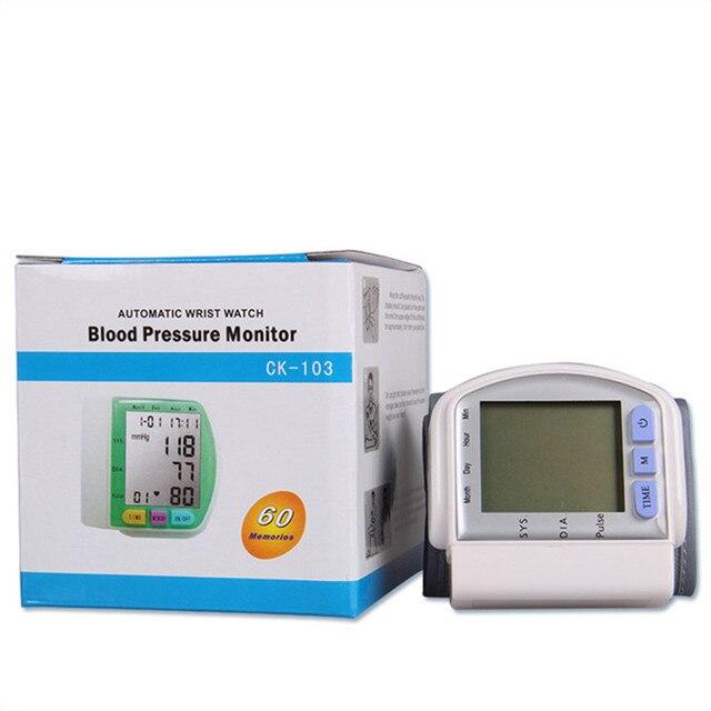 الرعاية الصحية التلقائي جهاز قياس ضغط الدم جهاز قياس ضغط الدم رقمي ارتفاع ضغط الدم معدات طبية