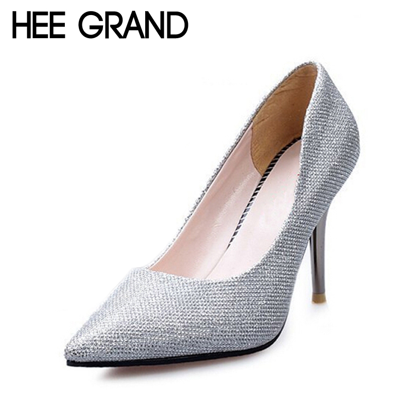 Online Get Cheap Silver Pumps Heels -Aliexpress.com  Alibaba Group