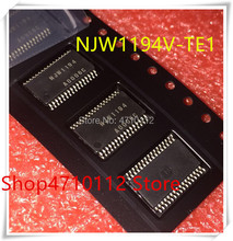NEW 5PCS/LOT NJW1194V NJW1194V-TE1 NJW1194 TSSOP-32 IC
