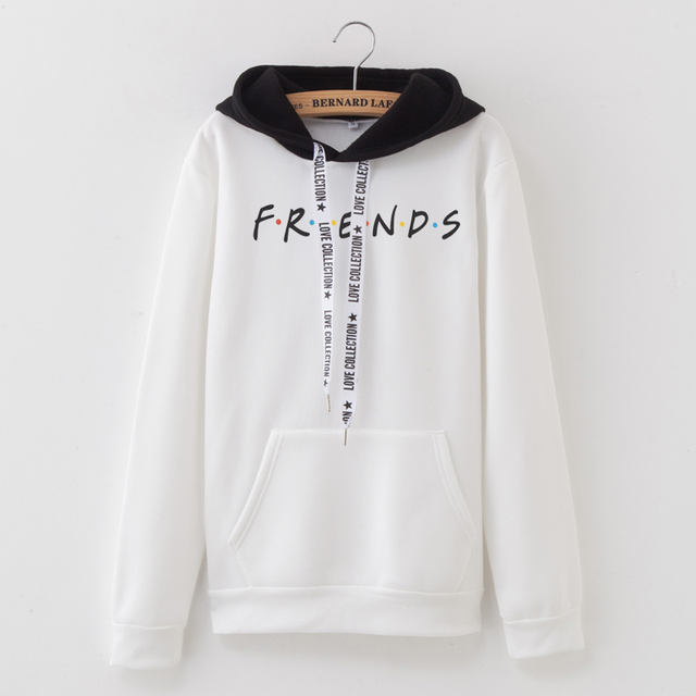 FRIENDS THEMED 3D HOODIE (10 VARIAN)