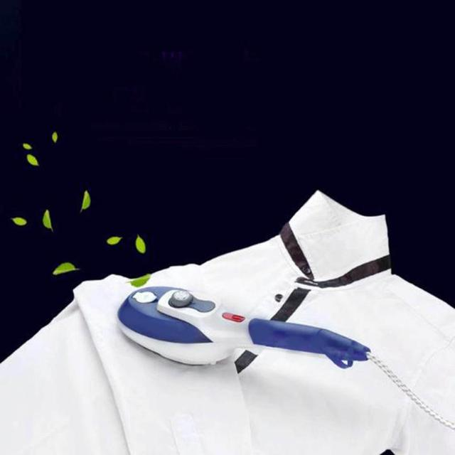 800W Electric Steamer Handheld Fabric Laundry Clothes Portable Garment Steamer Brush Clothing Iron Kit for Home Travel