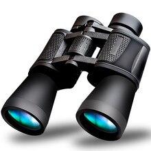 Big sale 20×60 Camping Hunting Powerful Night Vision Binoculars Telescopio HD Optics Telescope For Lens Profissional Luneta Telescopes