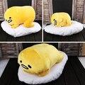 1 pcs Gudetama junho ovo de gema de ovo ovos para o grande travesseiro boneca de pelúcia para crianças 150417