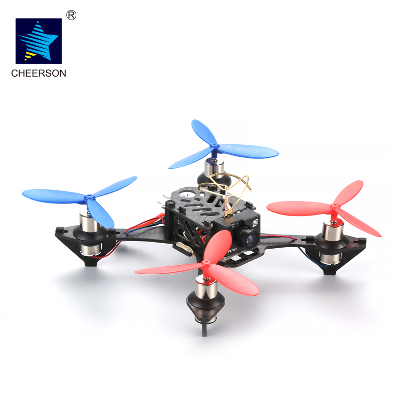 Cheerson Tiny115 mini through 4axis aircraft aerial drones DIY assembly drone rechargeable removable battery free collocation