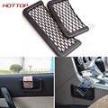 car-styling upgrade Storage Net Bag Holder Pocket Organizer auto Interior Accessories car organizer Stowing Tidying