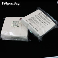 180pcs Bag 100 Original Muji Cotton Japanese Organic Cotton For Eletronic Cigarettes Coils RDA RBA RDTA