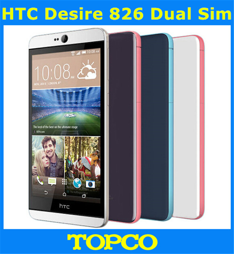 android dual sim htc desire 826 dual sim original unlocked android mobile 21736