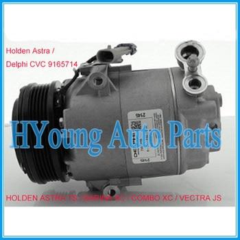 9165714 auto ac Compressor for Holden Astra Barina/Combo XC Vectra JS OPEL  for Delphi CVC