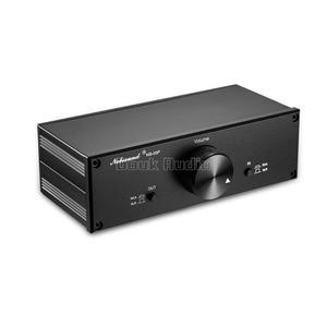 Image 3 - Douk Audio Fully Balanced Passive Preamplifier Pre Amp XLR/RCA Volume Controller