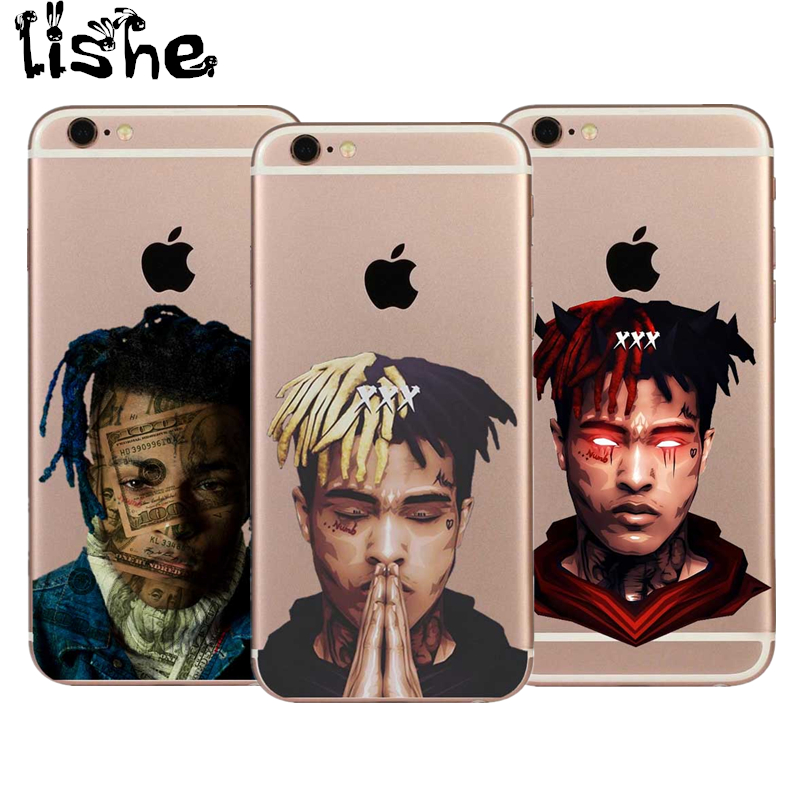 For iPhone 6 6s 7 5 8 Plus Silicone TPU