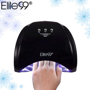 Elite99 Professionelle 36W LED Lampe Maniküre Gel Lack Lampe Nagel Trockner UV-Licht 30 s/60 s/ 90s Für Nail art Curing