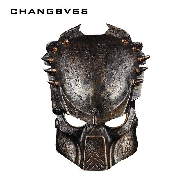 Hotsale Wolf Predator Masks, Resin Full Face Party Mask Mascara Carnaval ,Halloween Costume Theater Prank Prop Crazy Ball Mask
