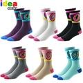 Ofwgkta odd future donut gráfico hombres mujeres gosha rubchinskiy calcetines largos de algodón de la novedad calcetines de skate al por mayor