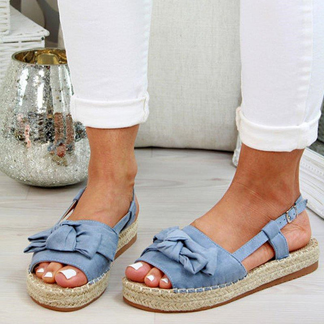 Trendy Espadrille Women Sandals 3