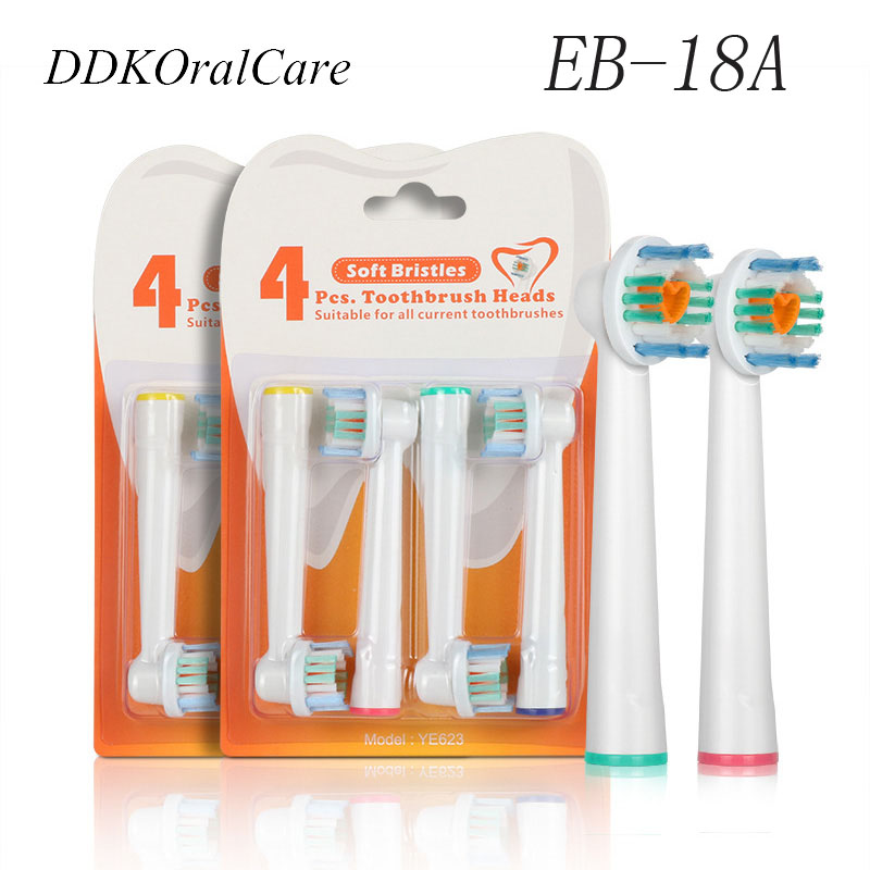 20 piezas YE618 (SB 17A) YE620 (SB20) YE621 (EB50) YE623 (EB18) YE624 (EBS  17A) YE625 (EB25) OD 17A cabezas para Oral B cepillo de dientes eléctrico  en ... e4ec38f2ac1d
