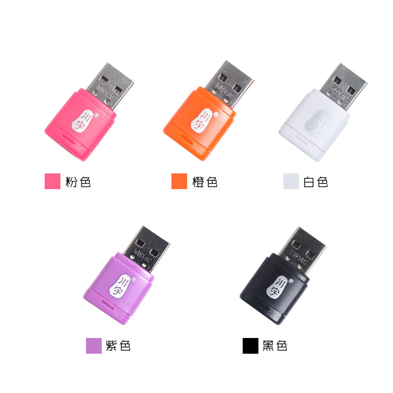 Kawau USB 2.0 Micro SDXC SD TF Card Reader Mini Adapter For Micro SD Card MicroSD TF Card Micro SDXC SDHC Up To 64GB Memory Card