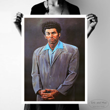 Seinfeld Kramer Posters And Prints Canvas Art Decorative Wall Pictures For Living Room Home Decor Unframed Painting