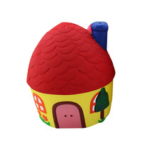 HIINST Squishy Colorful Bread House Phone Straps Slow Rising Bun Charms Gifts Toys Jan23 P30 Drop