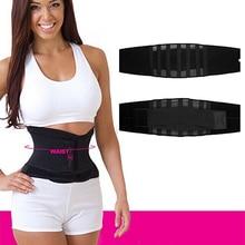 2016 New Women s Slimming Corset Belt Durable Waist Trainer Strap Body Shaper Waistband 08WG