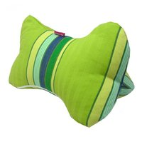 100% Cotton Pastoral Home Decorative Festival Gift  Triangle Striped Waist Cushion L Size 50*30cm
