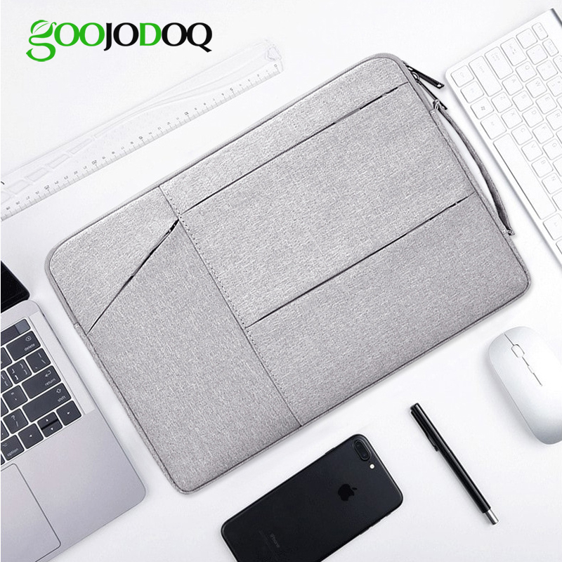 Laptop Bag For Macbook Air 13 11 12 15 Pro 13.3 15.4 Retina Case Sleeve 14 15.6 Inch Notebook Bag Pouch For IPad Tablet Lenovo