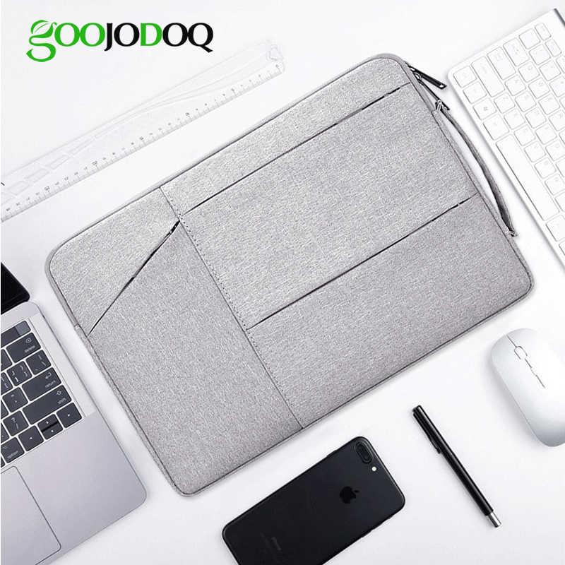 Сумка для ноутбука Macbook Air 13 11 12 15 Pro 13,3 15,4 Retina чехол рукав 14 15,6 дюймов Сумка для ноутбука для Xiaomi lenovo Asus