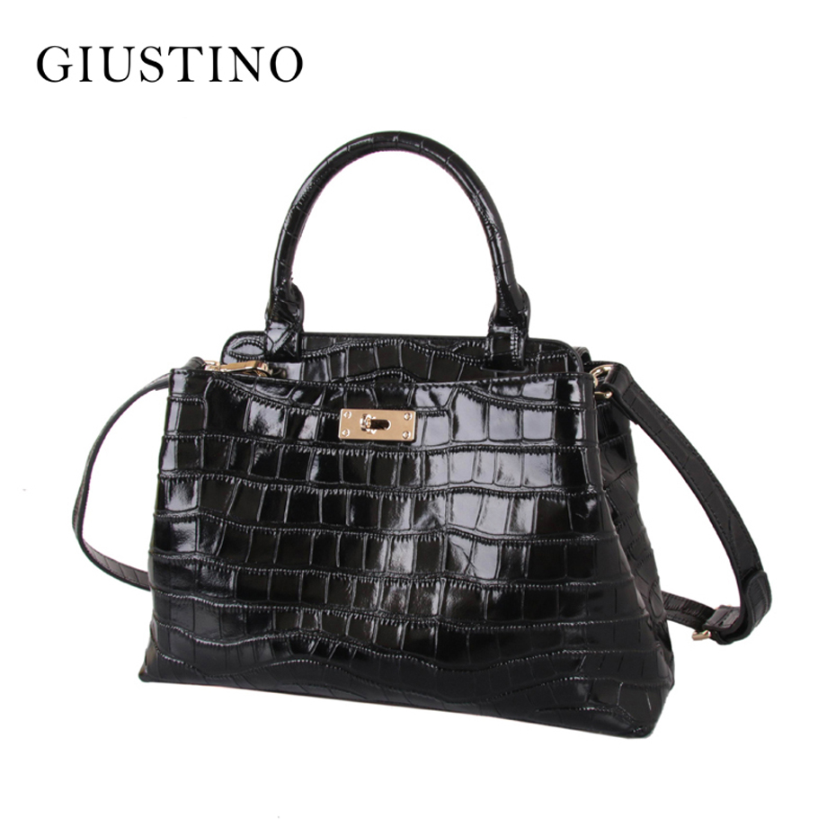 Big Black Luxury Vintage For Genuine Leather Women Handbag Lady Cross Body Crossbody Shoulder Female Messenger Hand Tote Bag Tas women tote vintage female cow leather handbag designer brands shoulder crossbody bag embroidered messenger cross body bags purse