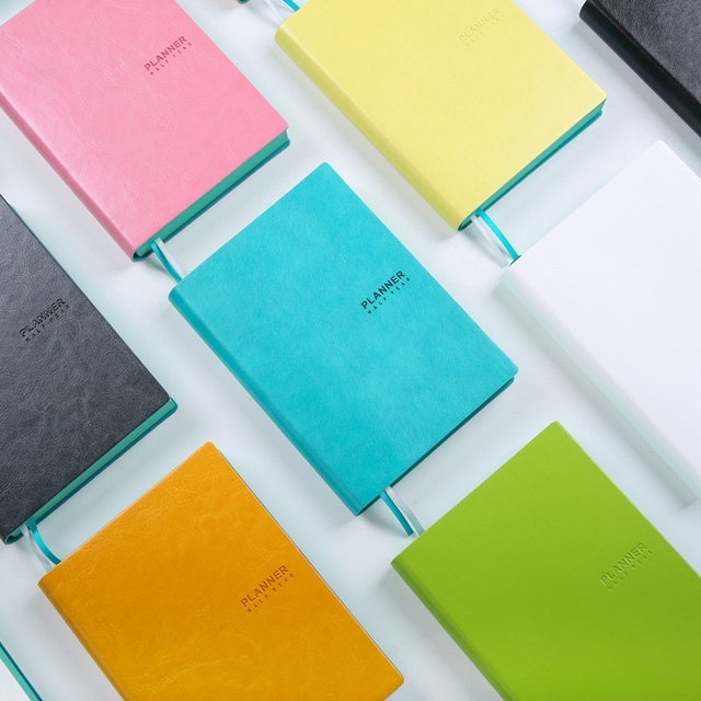 Aliexpress.Com : Buy 2017 New Classic Leather Personal Diary/Daily