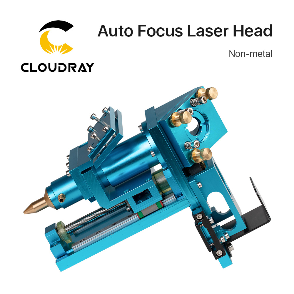 Cloudray CO2 Laser Cutting Head Metal Non-Metal Hybrid Auto Focus For Laser Cutting Engraving Machine
