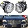 12V 100 Waterproof OE Replace Daylight Guide Led Fog Drl Daytime Light For Chrysler Pacifica 05