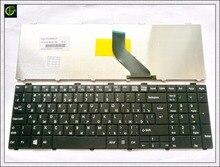 Rusa Del Teclado para Fujitsu Lifebook A530 A531 AH530 AH531 NH751 CP487041 CP515904 CP513251 CP490711-02 RU Negro