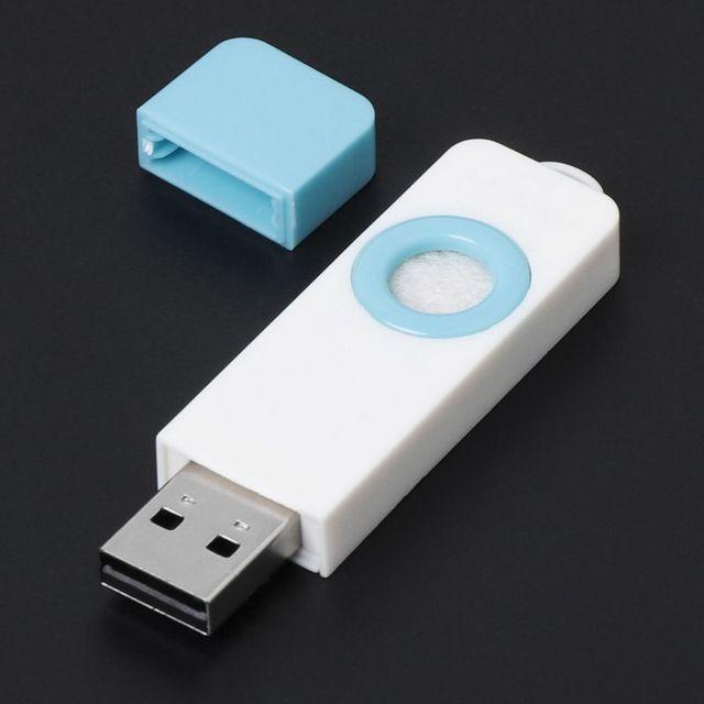 Mini USB Aroma umidificatore Diffusore SPA Aromaterapia Fresher Fresher Mini USB Aroma Car Home Office aria condizionata Appliance YuJum